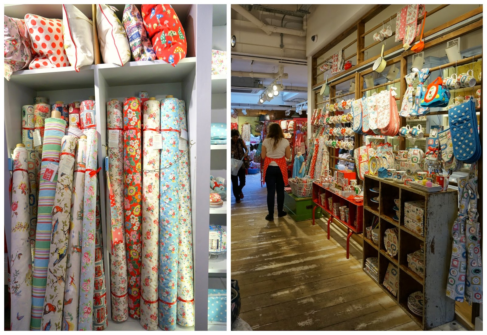 Fabric + Shopping in London - Diary of a Quilter - a quilt blog : quilting shops london - Adamdwight.com