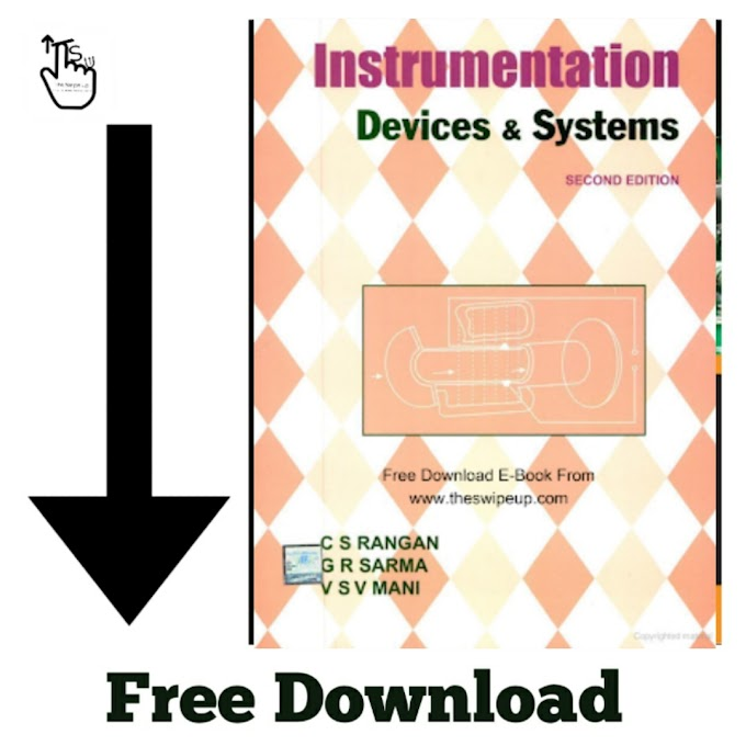 Free Download PDF Of Instrumentation Devices & Systems