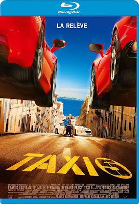 Taxi 5 [2018] [BD25] [Latino]