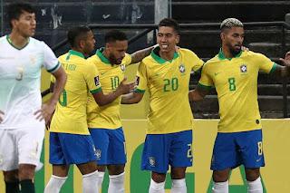 ब्राजिलको सहज जित