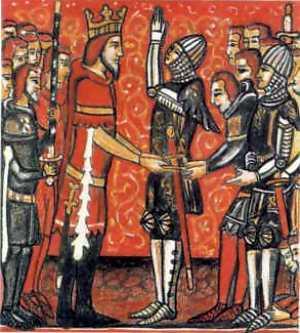 Durandal The Legendary Sword of Roland