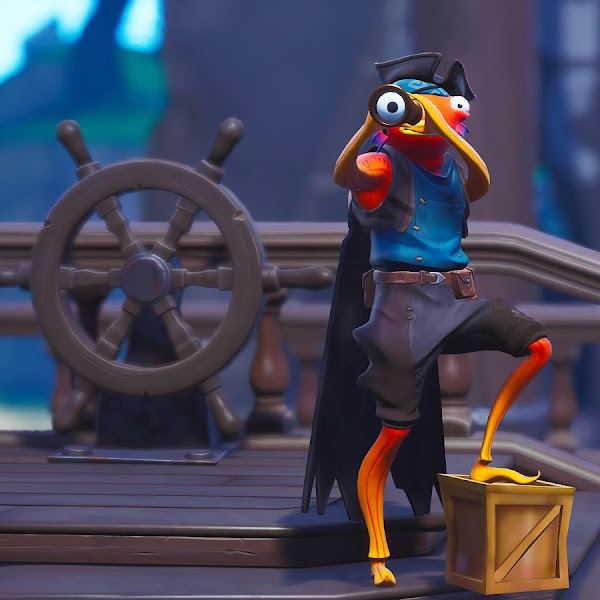 Fortnite Battle Royale Fishstick 4k Wallpaper 78