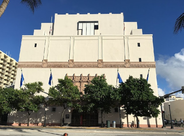 Museu Wolfsonian-FIU em Miami Beach
