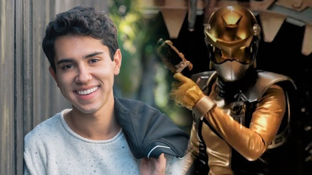 Power Rangers' Abraham Rodriguez Talks Beast Morphers' Gold Ranger, Latino Representation, and More | Interview