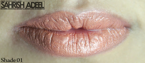 Signature Lipsticks by Luscious Cosmetics - Review & Swatches!
