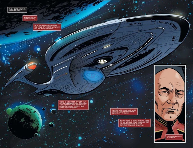Star Trek Picard recensione