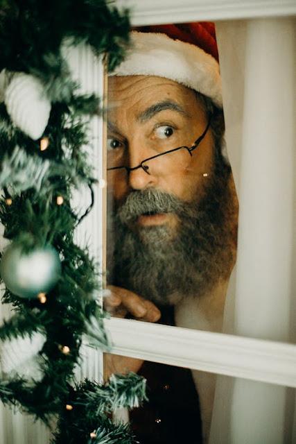 Beautiful Santa Claus Photos