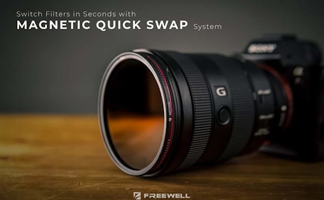 Freewell Magnetic Quick Swap System 82mm Neutral Density ND8 (3 f-Stops) Camera Filter Review
