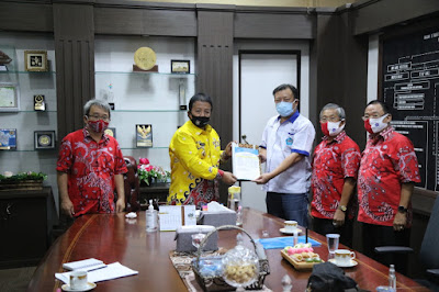 Gubernur Arinal Ajak Masyarakat Tionghoa Berperan Aktif Tangani Covid-19