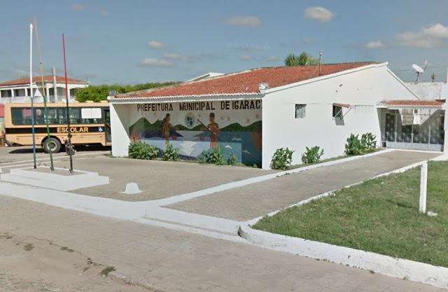 Resultado de imagem para imagens da prefeitura do município de Igaracy no Sertão da Paraíba