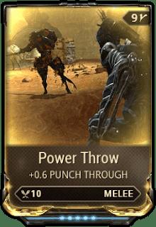 新Power Throw
