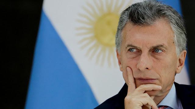 """Mauricio Macri: """"El acuerdo con el FMI es histórico para Argentina"""""""