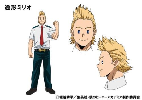 โทกาตะ มิริโอะ (Togata Mirio) @ My Hero Academia: Boku no Hero Academia มายฮีโร่ อคาเดเมีย