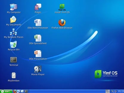 ymlf linux windows