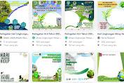 13 Twibbon Hari Lingkungan Hidup Sedunia 2021, Download Gratis Bingkai Foto