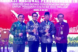 Pemrov NTB Raih Penghargaan TPID Terbaik
