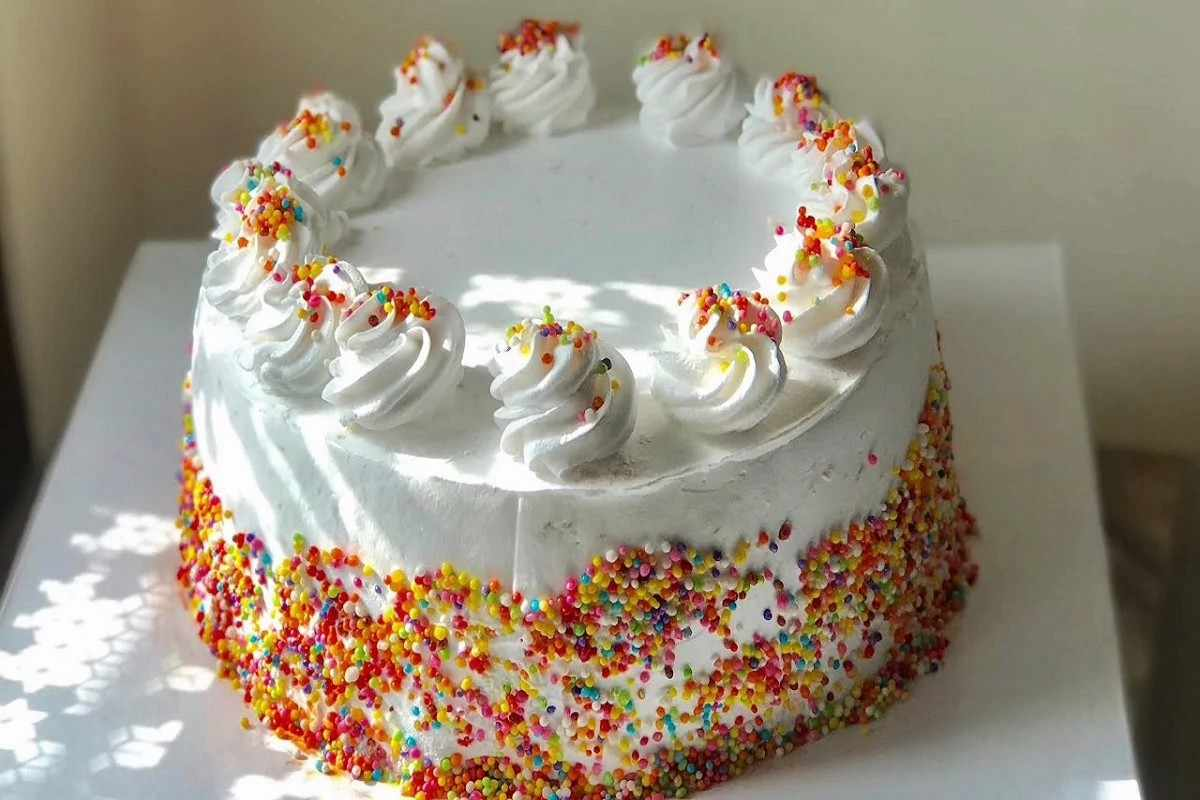 वनीला केक कैसे बनाते हैं