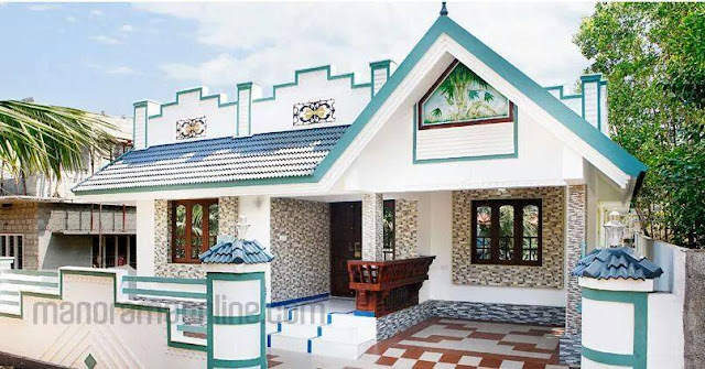 low cost kerala house plans and elevations, low cost house in kerala with price