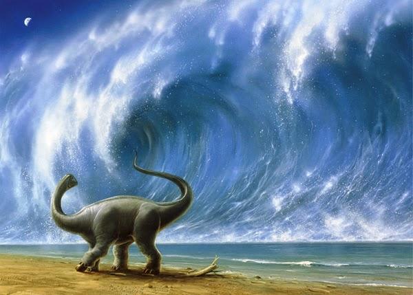 evento extinção KT