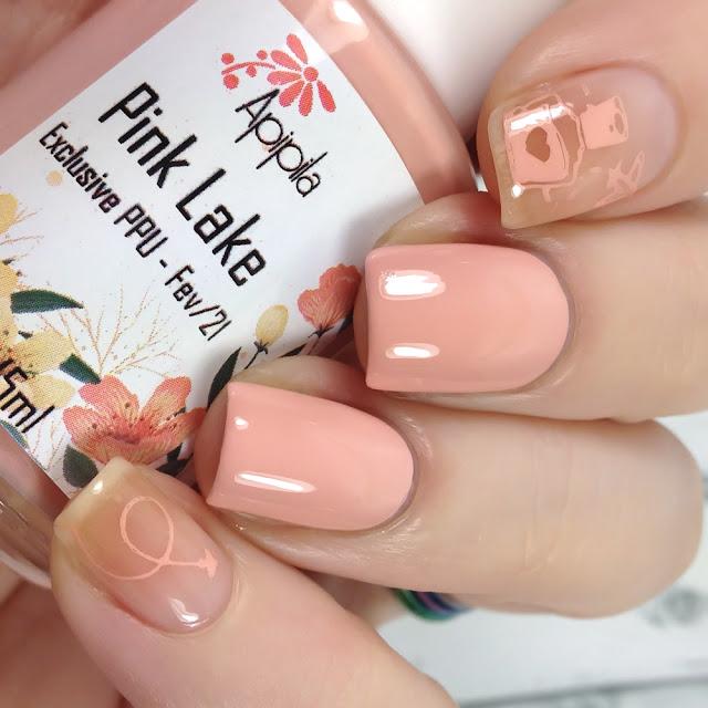 Apipila Cosmetics-Pink Lake