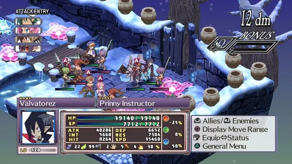 Análisis Disgaea 4 Complete+ en Nintendo Switch