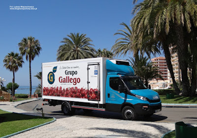 Iveco New Daily, Hermanos Gallego Fernández, S.L.