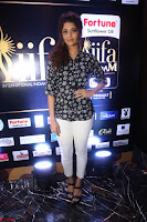 Ritika Singh in Black Printed Shirt and White Leggings at IIFA Utsavam Awards press meet 27th March 2017 22.JPG