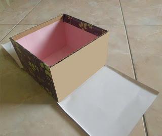 Simple, Berikut Cara Membuat Kotak Kado yang Cantik, Menarik dan Praktis