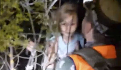 Penemuan bocah di hutan usai tersesat 4 hari