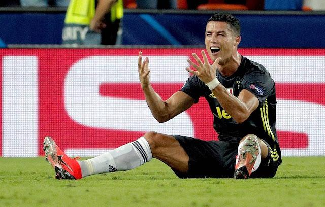 Полиция проведет расследование из-за того, что Роналду не сыграл в матче против звезд корейской лиги