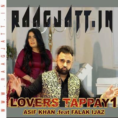 Lovers Tappay by Asif Khan lyrics