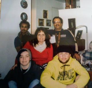 Picture of Rev. Lori's family.