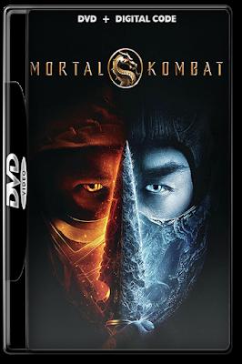 Mortal Kombat [2021] [DVDR R1] [Latino]