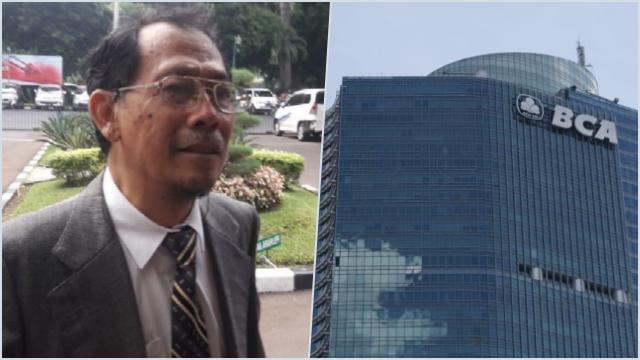 Sri Bintang Pamungkas Gugat BCA Rp10 Miliar, Minta Kantor Pusat Bank Disita