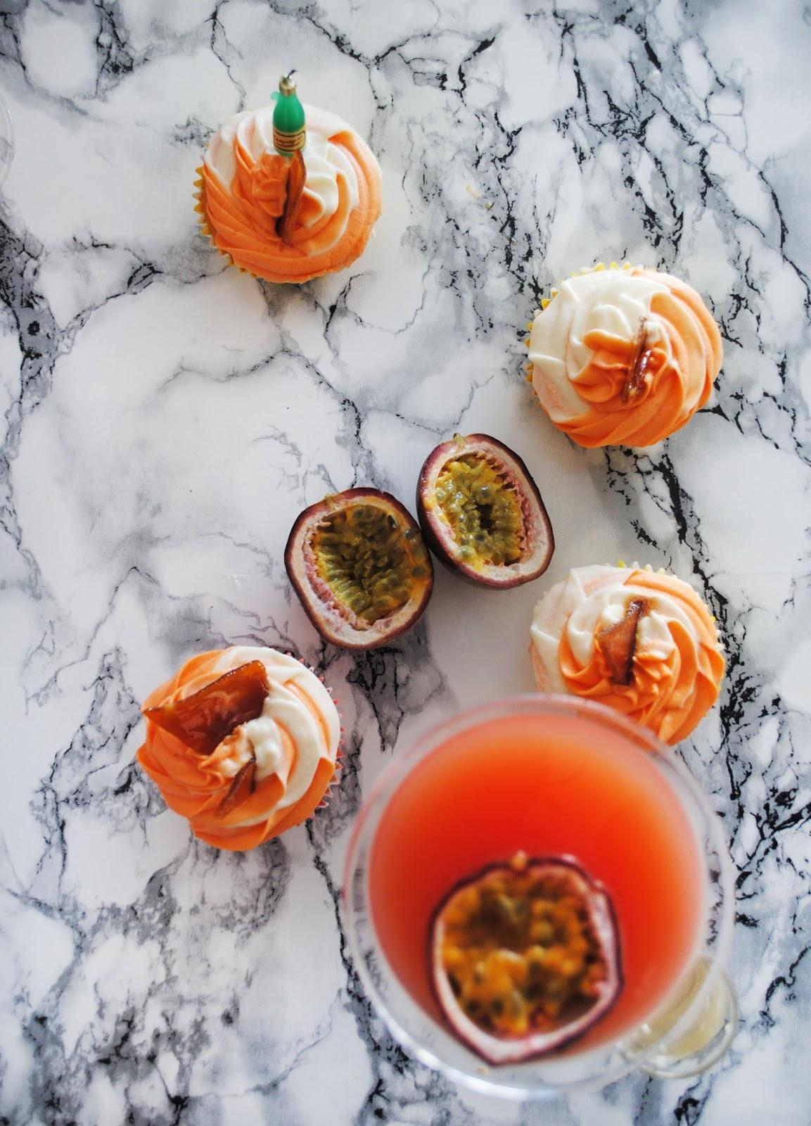 Sharkett Sisters Cocktail Cupcakes  Pornstar Martini-5255
