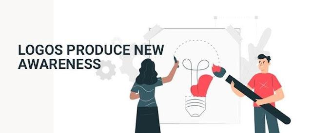 Logos produce new awareness