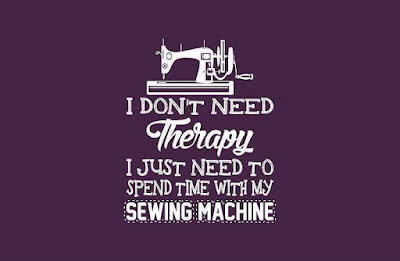 Don't need therapie...