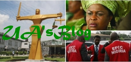 BREAKING: Patience Jonathan loses N2 billion suit against EFCC