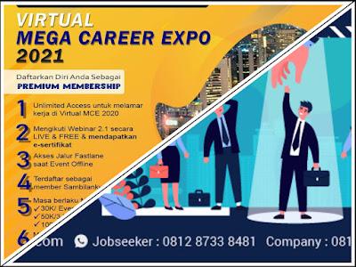 Jadwal Job Fair Lengkap di Bulan Januari 2021