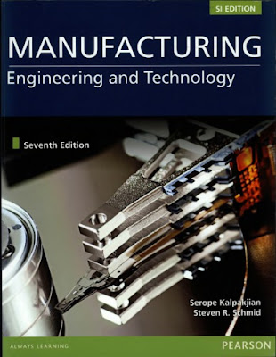 Manufacturing Engineering and Technology pdf free download