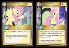 My Little Pony Fluttershy, Ambassador of Kindness Equestrian Odysseys CCG Card