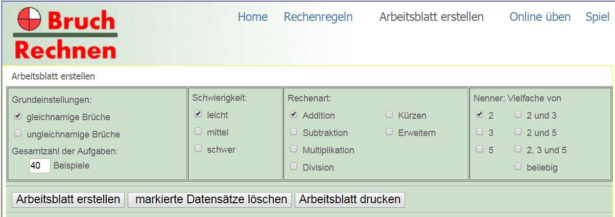 SCHÜLERCLUB Dornbirn: [ #mathematik ] Bruchrechnungen ...