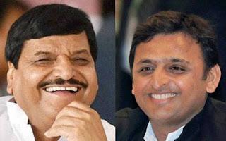 no-truce-between-akhilesh-yadav-and-shivpal-singh-yadav