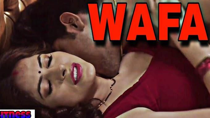 Ayushi Tiwari sexy scene  - Wafa (2021) HD 720p