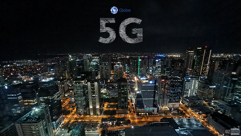 Globe now has over 11 cities with 5G coverage within Metro Manila, here's the list: