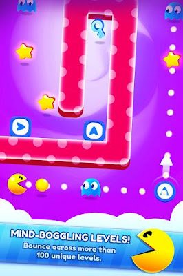 PAC-MAN Bounce 2.0 Game for Android terbaru