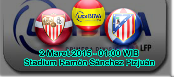 Sevilla Vs Atletico Madrid