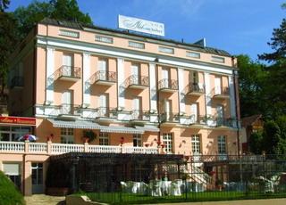 """Hotel - Vila """" Aleksandar """""""