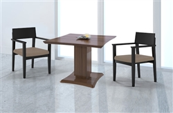 "Sterling Square Top Meeting Tables with 42"" Top"
