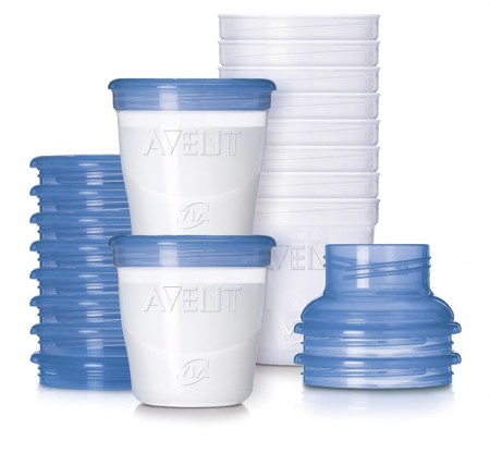 Butik Bayi Comel Philips Avent Breast Milk Storage Kit